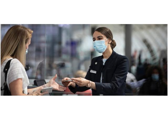 ニュース画像 1枚目:エールフランス航空 空港スタッフイメージ