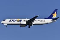 スカイマーク、3月に3路線で追加定期便 計4便の画像