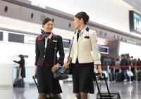 ニュース画像:JALグループ、2022年度入社の新卒採用見送り