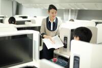 ニュース画像:客室乗務員「JALふるさと応援隊」、高知の小学生向けに「お仕事講座」