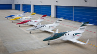 HondaJet、納入機数4年連続1位 小型ジェットカテゴリー の画像