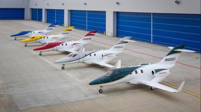 ニュース画像 1枚目:HondaJet イメージ