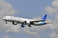 ニュース画像:ガルーダ・インドネシア航空、3月も羽田・関西/ジャカルタ線のみ運航