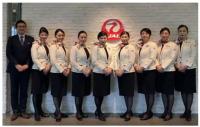 ニュース画像:JALふるさと応援隊の客室乗務員、母校で「お仕事講座」