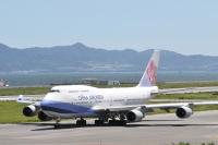 ニュース画像:最後に製造された747-400旅客機、3月20日に日本上空へ飛来