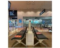 ニュース画像:羽田空港、2万台のスマホ充電が可能に 災害へ備え