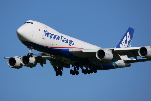 ニュース画像 1枚目:日本貨物航空 イメージ (kooo_taさん撮影)
