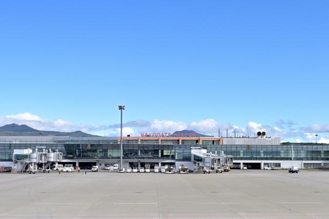 ニュース画像 1枚目:函館空港 イメージ (Cimarronさん撮影)