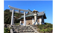 ニュース画像:JAL、福岡空港で世界遺産「神宿る島」国宝レプリカ展示