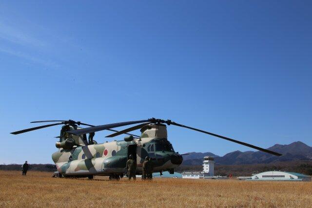 ニュース画像 1枚目:入間ヘリコプター空輸隊