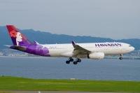 ニュース画像:ハワイアン航空、5月まで成田・関西の2路線のみ GW1往復増便