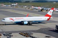 ニュース画像:オーストリア航空、ボーイング767退役始める 「Japan」は運用継続