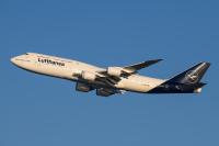 ニュース画像:ルフトハンザ、4発機は747-8Iのみ運航継続 A380は退役