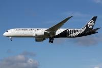 ニュース画像:ニュージーランド航空、成田/オークランド線 10月まで週1往復