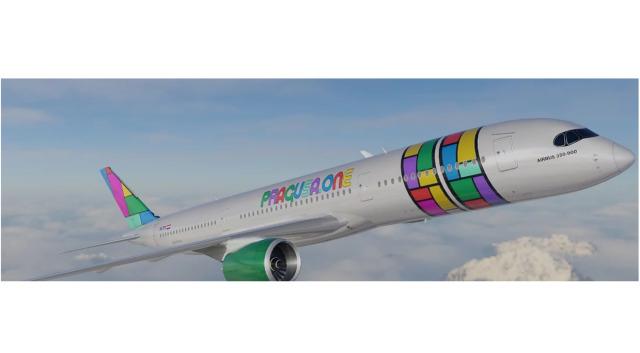 ニュース画像 1枚目:プラグーサ航空 イメージ