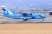 ニュース画像:天草エアライン、5月に3路線を一部運休 計12往復便