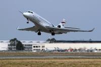 ニュース画像:ダッソー・アビエーション、ファルコン6Xで初飛行