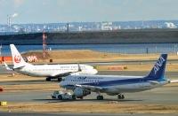 ニュース画像:ANAとJAL、入国者数制限で日本到着便の予約・販売など一時停止