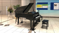 ニュース画像:ANAオーケストラ、16時からライブ配信 「復興空港ピアノ」とともに