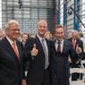ニュース画像 4枚目:エアバス・グループのトム・エンダースCEO、エアバスのファブリス・ブレジエCEOとエアバス首脳陣が顔を揃えた