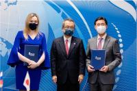 ニュース画像:JAL、ロシア極東連邦大学と連携協定 職業体験プログラムなど