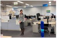 ニュース画像:ANA、グローバル人材育成授業 英語でオンライン職場紹介