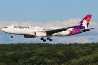 ニュース画像:ハワイアン航空、6~7月の日本路線 成田週3・関西週1往復を継続