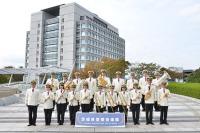 ニュース画像:茨城空港、開港11周年記念イベント 警察音楽隊ライブや抽選会