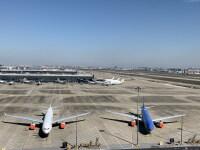 ニュース画像:中国東方航空、上海の駐機数ゼロに コロナの需要急減から回復