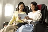ニュース画像:JAL、4月に国際線予約クラスを変更 マレーシア航空の積算率も