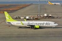 ニュース画像:ソラシドエア、4月減便率2% ゴールデンウィーク全便運航