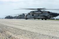 ニュース画像 4枚目:演習で使用されたCH-53Eスーパースタリオン