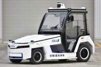 ニュース画像:ANA、羽田空港で初の自動走行実証実験 3月29日から5日間