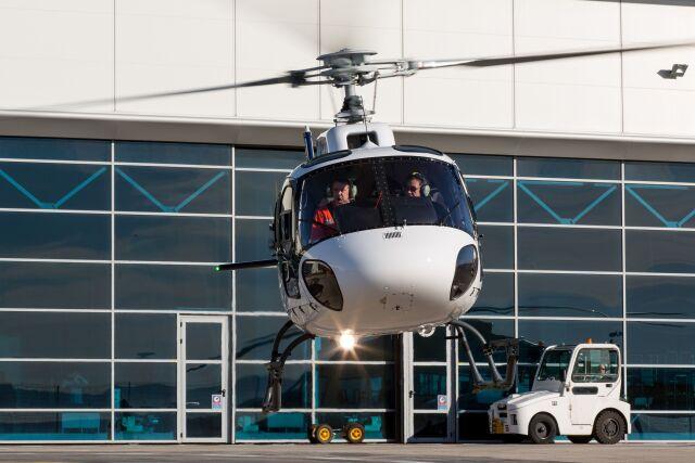 ニュース画像 1枚目:AS350B イメージ