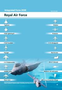 ニュース画像:イギリス空軍、タイフーントランシェ1・ホーク・BAe146など退役