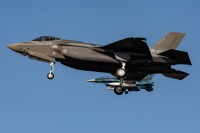 ニュース画像:三沢所属のF-35A戦闘機「99-8712」、青森空港に緊急着陸
