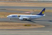 ニュース画像:スカイマーク、4月の減便 羽田/鹿児島線のみ