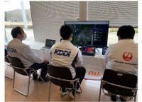 ニュース画像:JAL・セコムなど、複数ドローンの同一エリア同時運航に成功