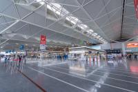 ニュース画像:セントレア、2月の旅客数 国際線が前月比4割減 国内線2割減