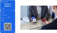 ニュース画像:ANA、コロナ陰性デジタル証明「コモンパス」実証試験を開始