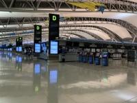 ニュース画像:関空、2月の旅客数10万人割れ 2020年6月以来の低水準
