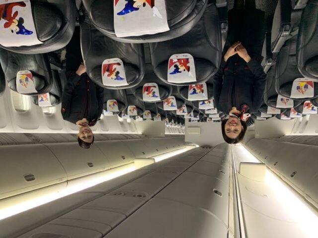 ニュース画像 1枚目:JAL スタッフ イメージ