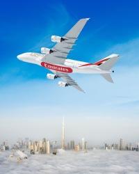 ニュース画像:エミレーツ、ワクチン接種済み乗務員によるA380遊覧フライト運航へ