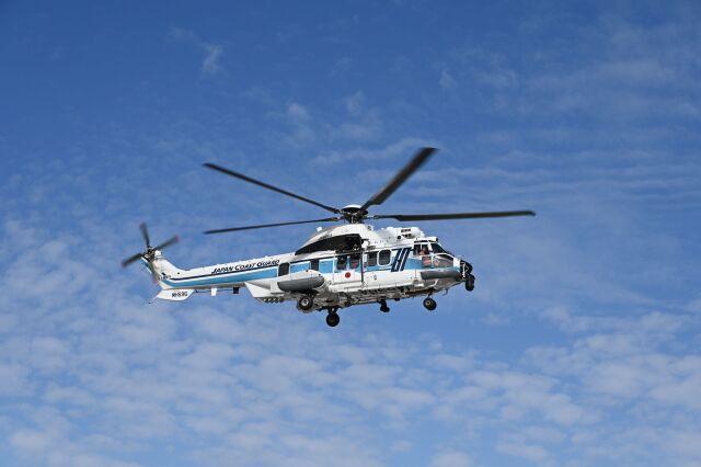 ニュース画像 1枚目:海上保安庁 H225 イメージ