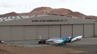 ニュース画像:鏡面仕上げVSSイマジン、ロールアウト ヴァージンの第3世代宇宙旅行機