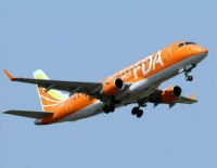 ニュース画像:FDA、松本・静岡/丘珠線の航空券発売 5月10日に延期