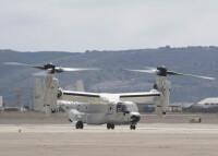 ニュース画像:ベル・ボーイングV-22オスプレイ、60万飛行時間を達成