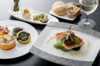 ニュース画像:ANA、4月も機内レストラン 国際線ビジネスクラス体験が約3万円から