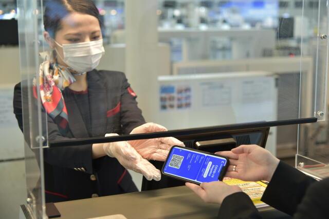 ニュース画像 1枚目:デジタル証明書アプリ 確認イメージ