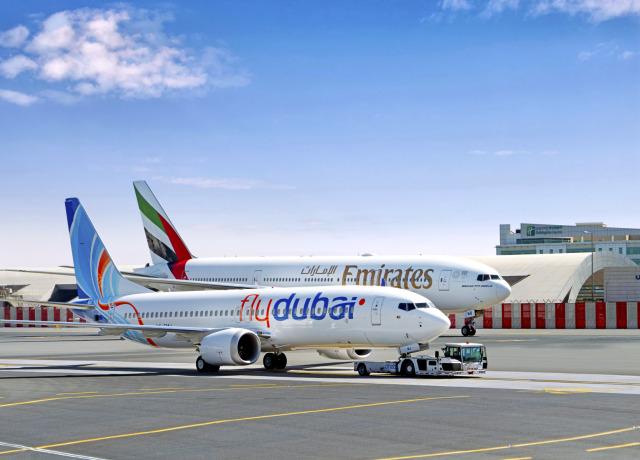 ニュース画像 1枚目:エミレーツ航空とフライドバイ